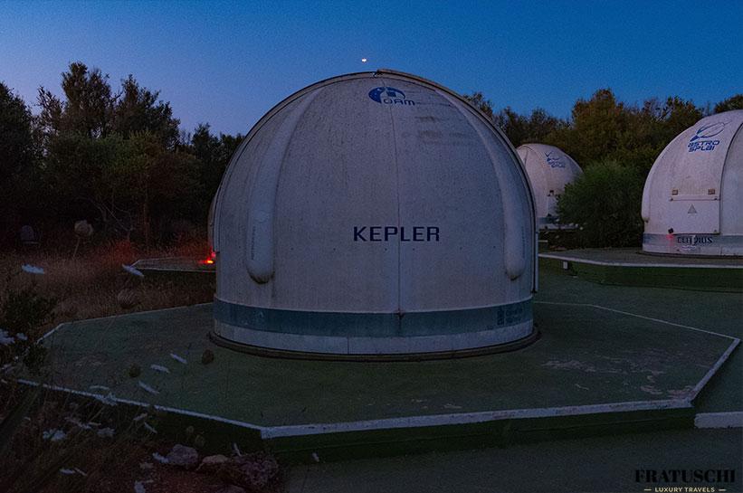 Mallorca Planetarium Teleskop