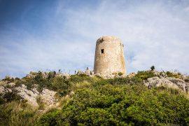 Mallorca Sehenswürdigkeiten Alter Wachturm