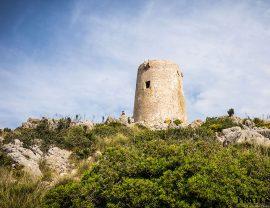 Mallorca Sehenswürdigkeiten Mallorca Sights Alter Wachturm