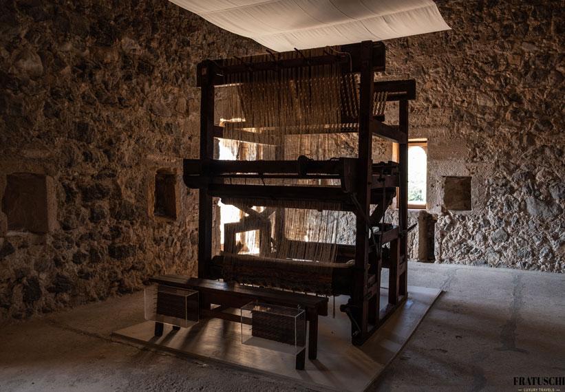 Webstuhl Museum Canyamel