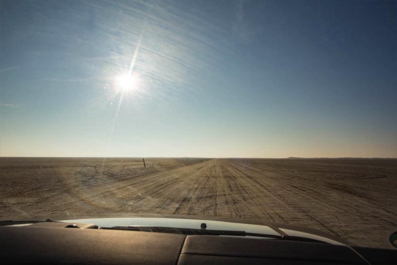 Autostrand Dänemark