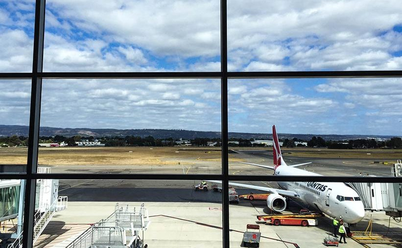 Langstreckenflug Tipps: Flughafen