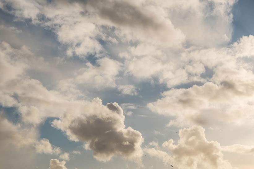 Sylt Tipps Regen Himmel