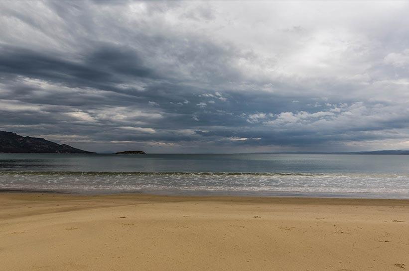 Tasmanien Strand