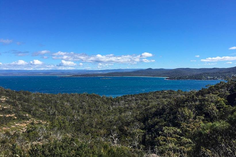 Tasmanien Urlaub Natur