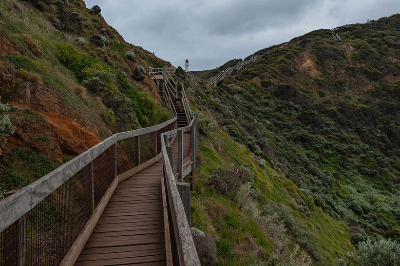 Cape Schanck Mornington Peninsula Leuchtturm