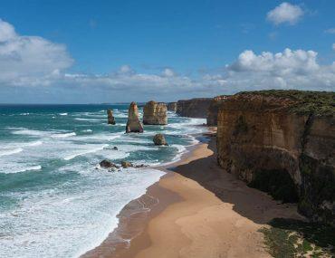 Die Zwölf Apostel in Australien