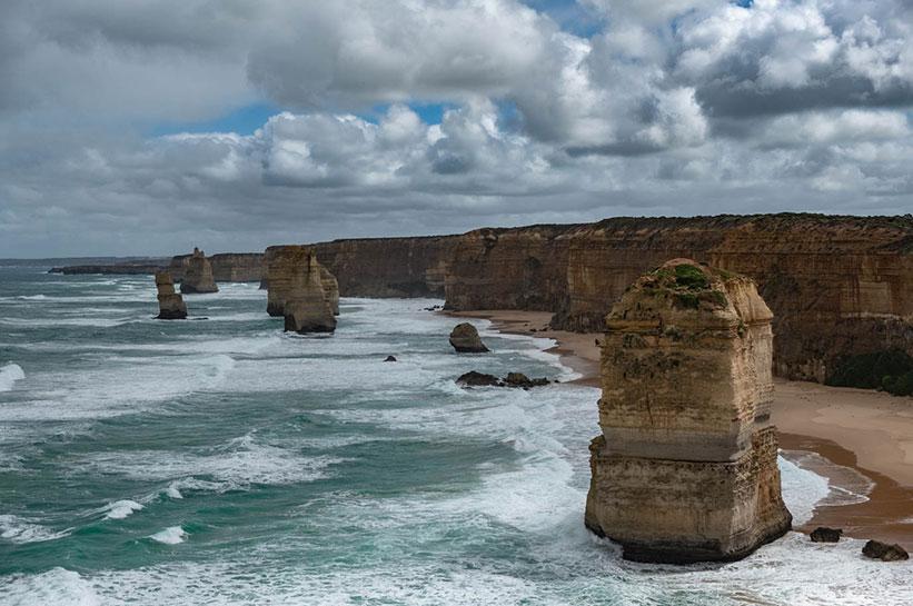 12 Apostel Sehenswürdigkeit in Australien