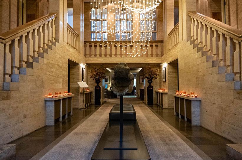 Berlin Tiergarten Hotel Eingangshalle