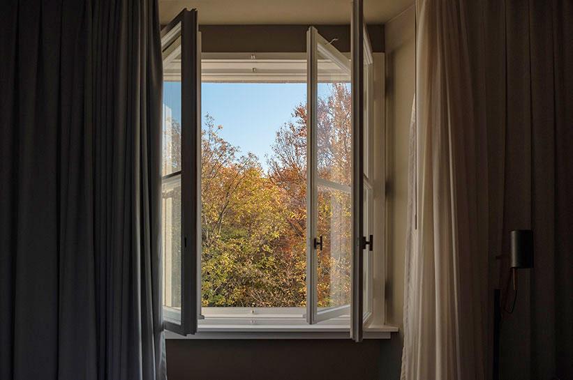 Ausblick Stue Hotel Berlin Tiergarten