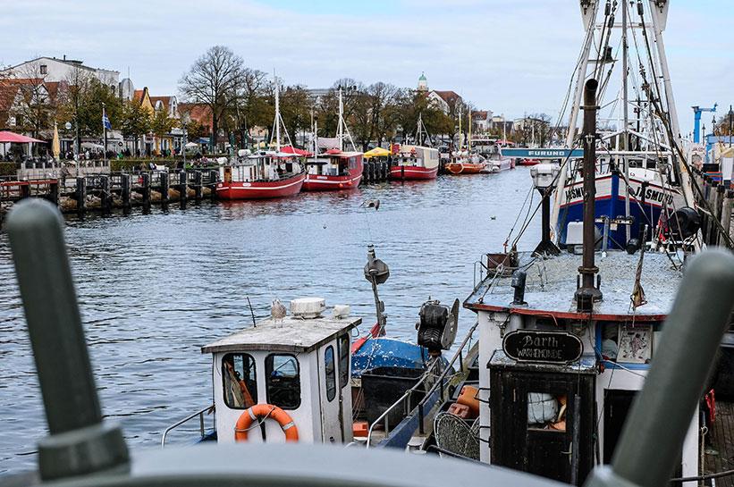 Warnemünde Hafen