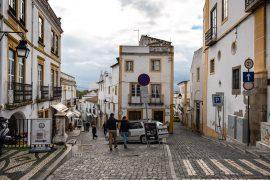 Evora Portugal Stadt