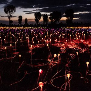 Field of Light Australia