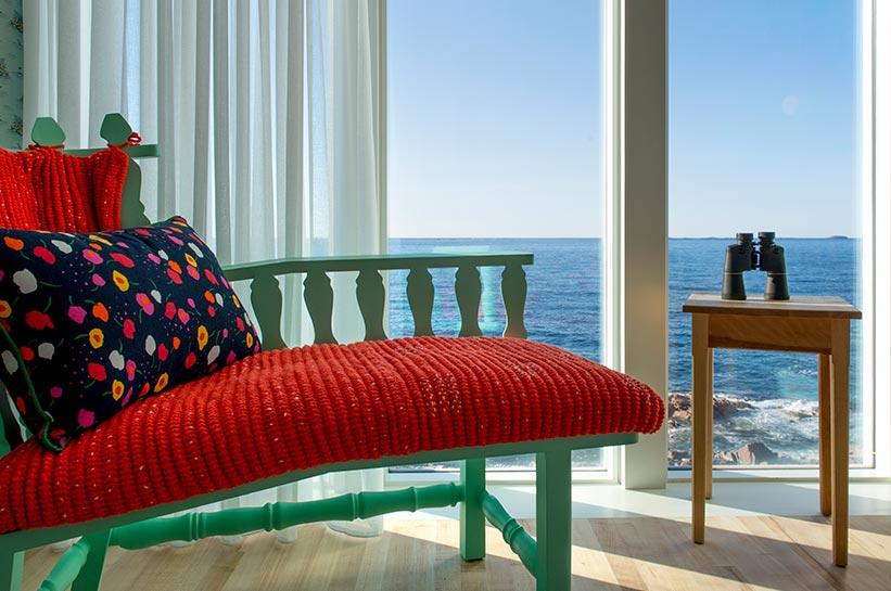 Fogo Island Inn Luxushotel mit sozialem Engagement