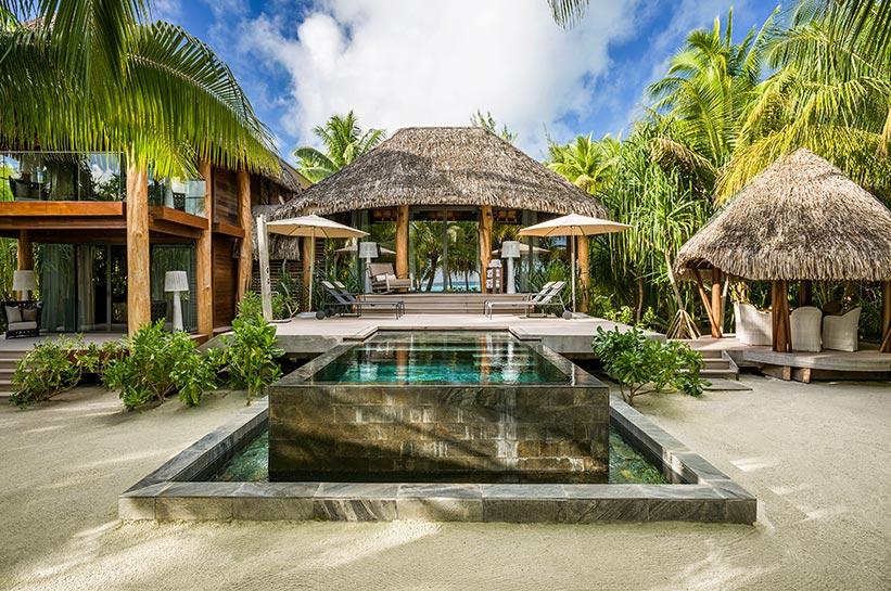 DIe schönste Insel der Welt nahe Tahiti