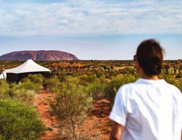 Longitude 131 Uluru View