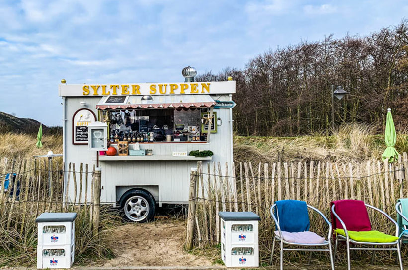 Restaurant Tipp Sylt: Sylter Suppen in List
