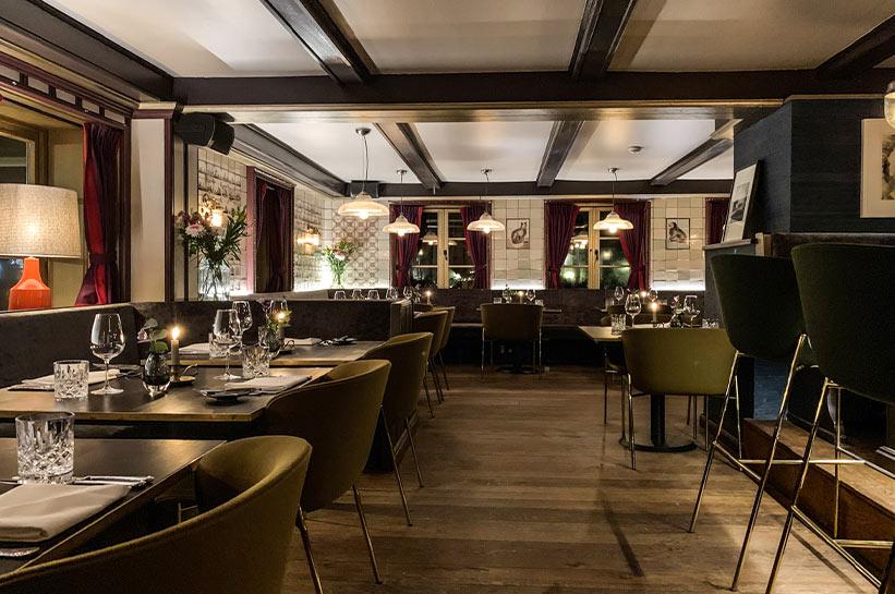 Kampen auf Sylt Restaurant Dorfkrug