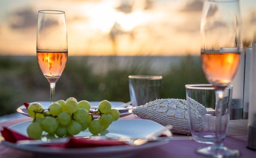 Restaurants auf Sylt mit Blick aufs Meer