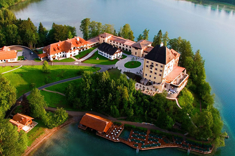 Grand Hotel Schloss Fuschl