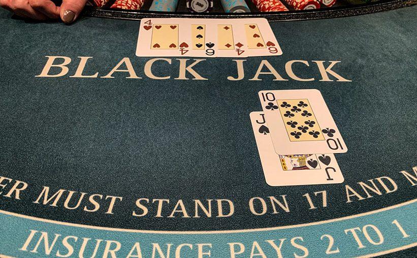 Spielbank Casino Baden Baden Black Jack Tisch