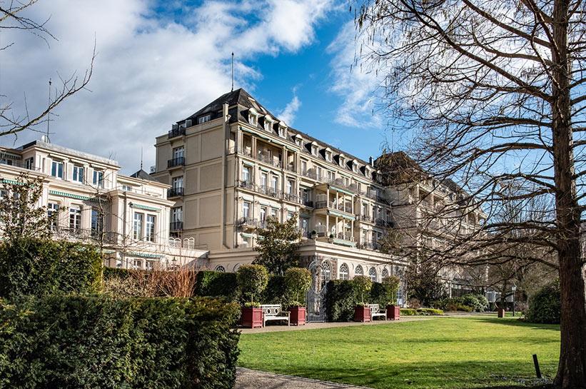 Brenners Park Hotel Baden Baden