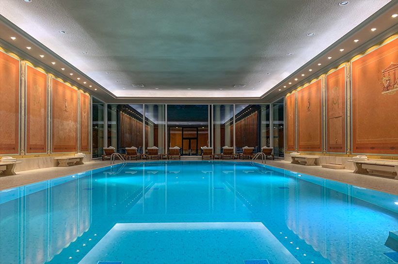 Brenners Hotel Spa Pool
