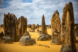 Pinnacles Australien