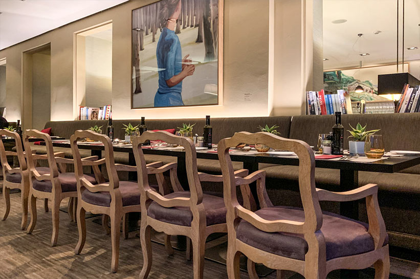 Brenners Restaurant Rive Gauche