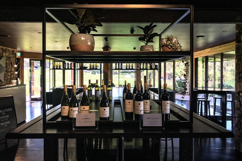 Margaret River Westaustralien Weinprobe Vasse Felix