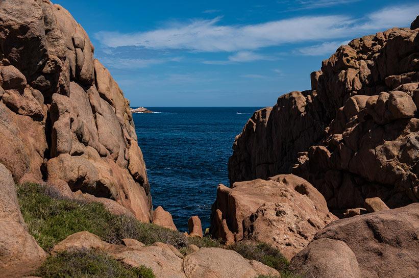 Gefährliche Wanderwege in Westaustralien