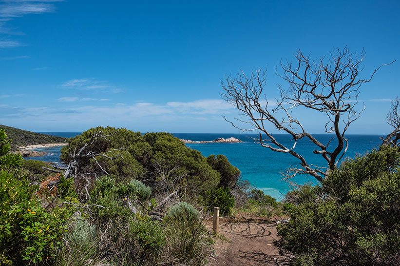 Cape to Cape Wanderweg in Margaret River