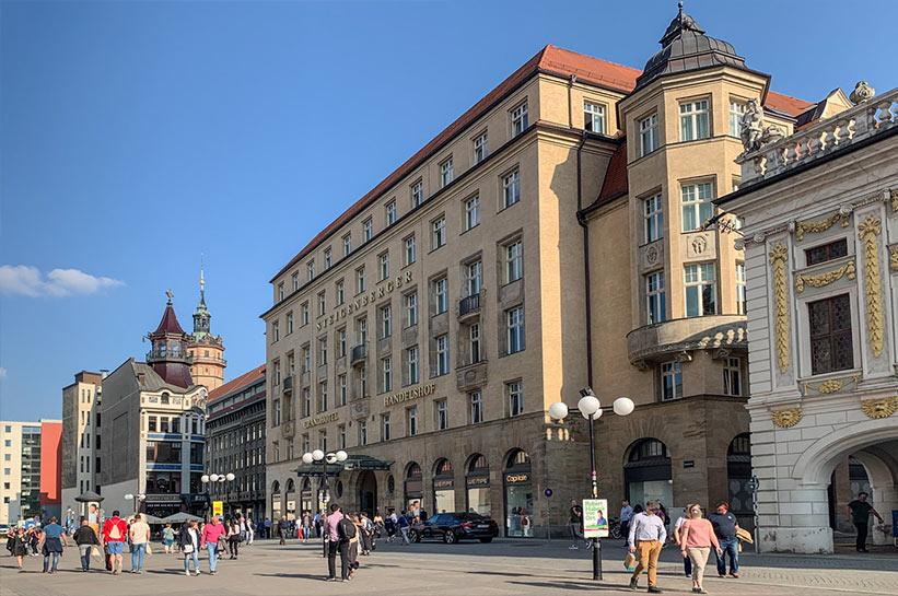 Hotel Leipzig Steigenberger
