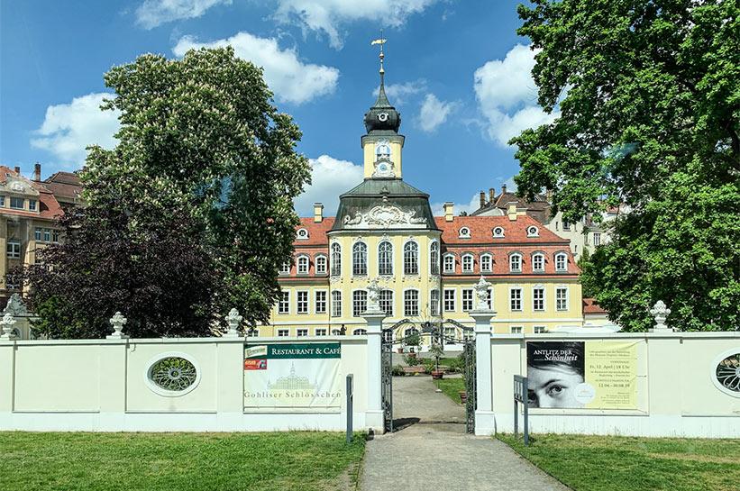 Leipzig Gohlis Schloss