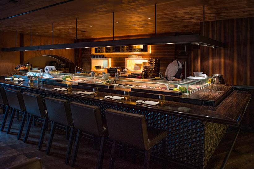 Mandarin Oriental Nobu Restaurant