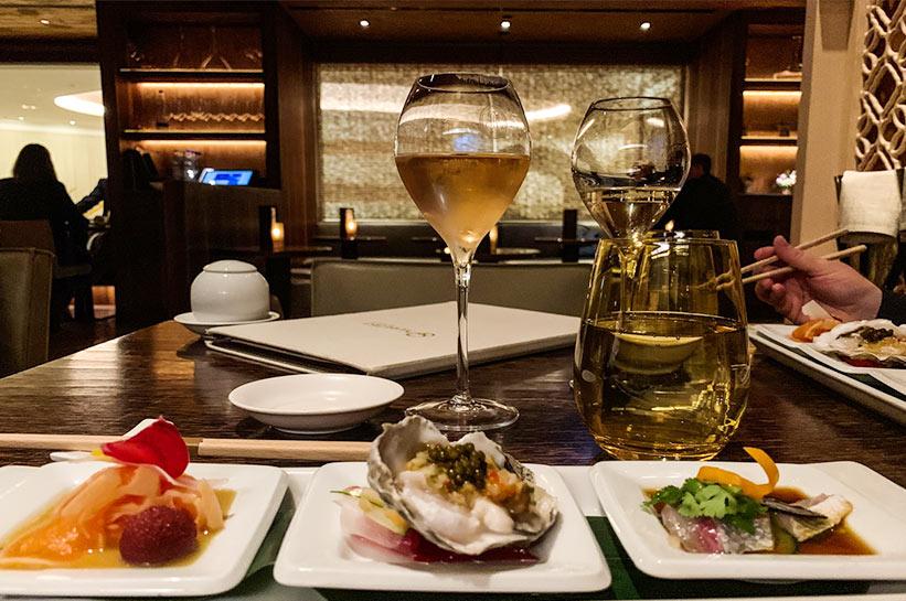 Mandarin Oriental München Nobu Matsuhisa