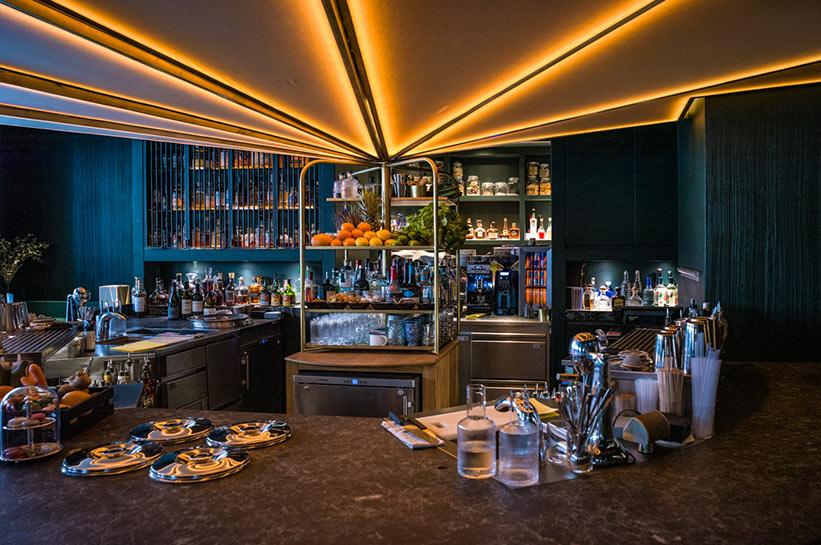 Mandarin Oriental München Bar Ory