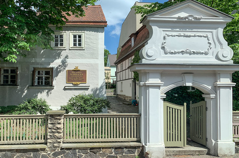 Schiller Haus Leipzig