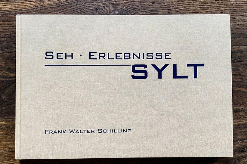Fotoband Erlebnisse Sylt