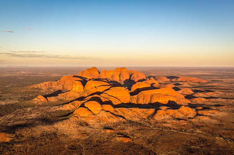 Kata Tjuta Outback Australien