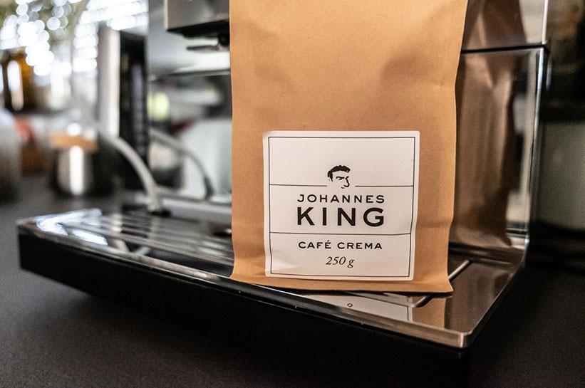 Sylt Geschenke kaufen: Kaffee von Johannes King