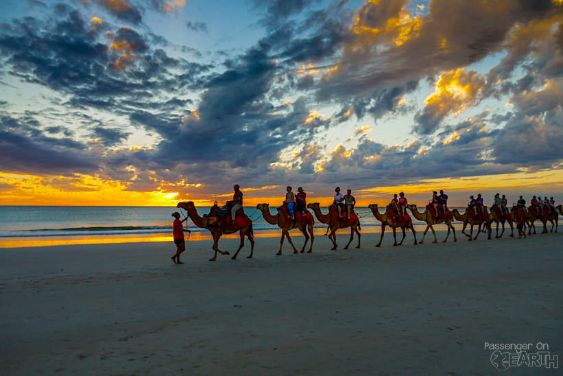 Westaustralien Broome Cable Beach