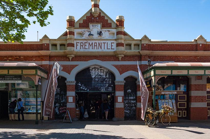 Fremantle Markt