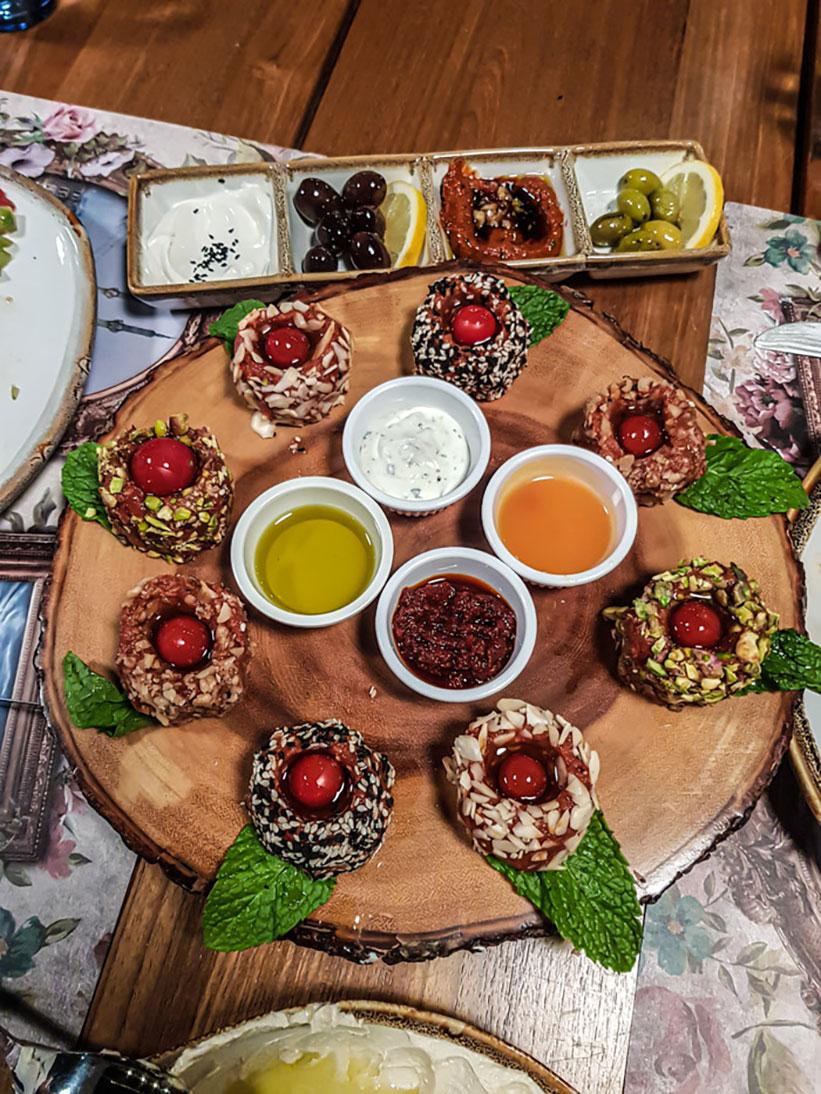 Arabisches Essen Dubai