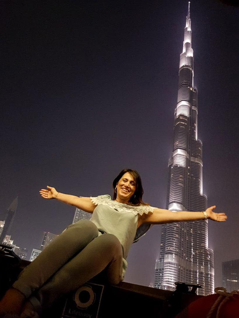 Insiderin Dubai Sicherheit Frauen