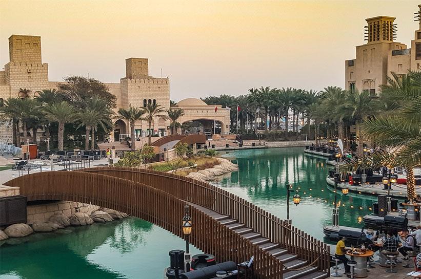 Madinat Jumeirah Dubai Sehenswürdigkeiten