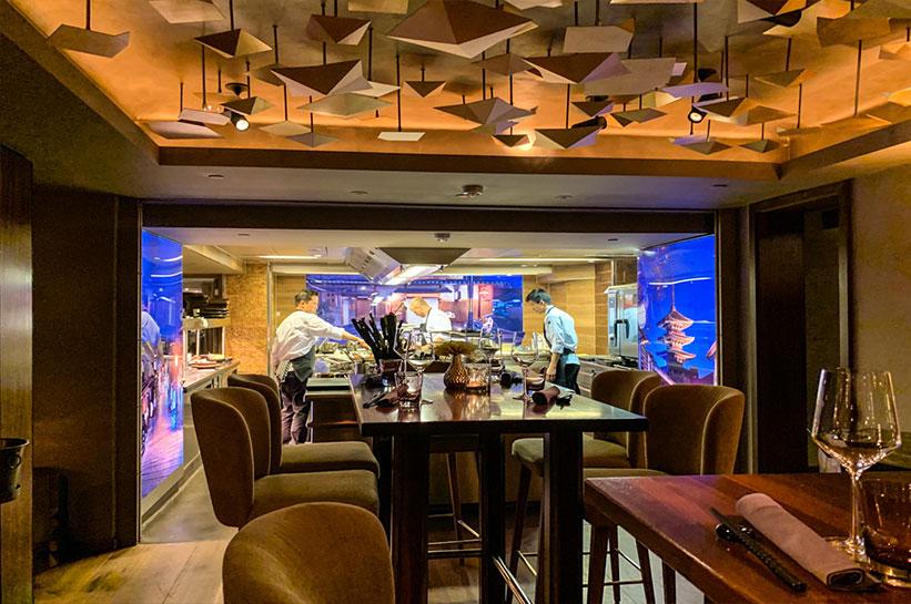 Nikkei Nine Restaurant
