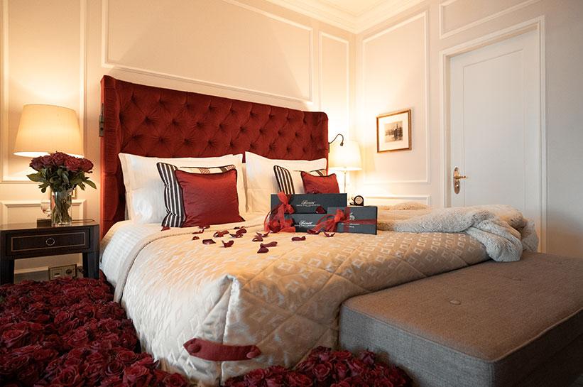 Romantisches Hotel Hamburg - Vier Jahreszeiten