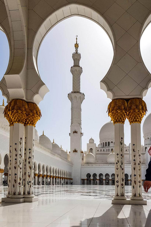 Sheikh Zayeed Grand Mosque Abu Dhabi
