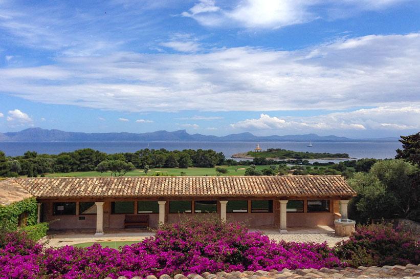 Golfplatz Alcudia Mallorca Norden
